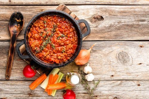 Previous Item: Lamb Ragù alla Bolognese (Traditional Beef and Vegetarian Options Available) - (Time to Cook: 30 min./ Cook by Day: Sunday)