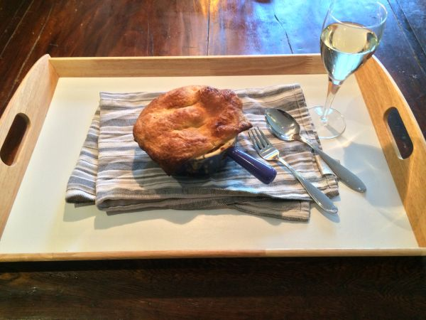 Previous Item: Black Truffle Chicken Pot Pie with Root Vegetables - Straight Pot Pie Available (Time to Cook: 30 min. / Cook by Day: Saturday)