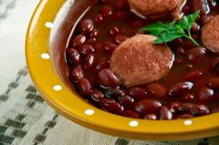 Previous Item: Red Beans & Rice with Alubias de Tolosa Beans (Cook by Day: Sunday)