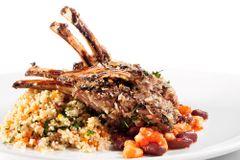 Previous Item: Spring Rack of Lamb, Burnt Cipollini Soubise, Carolina Gold Rice Jambalaya (Time to Cook: 30 min. / Cook by Day: Sunday)