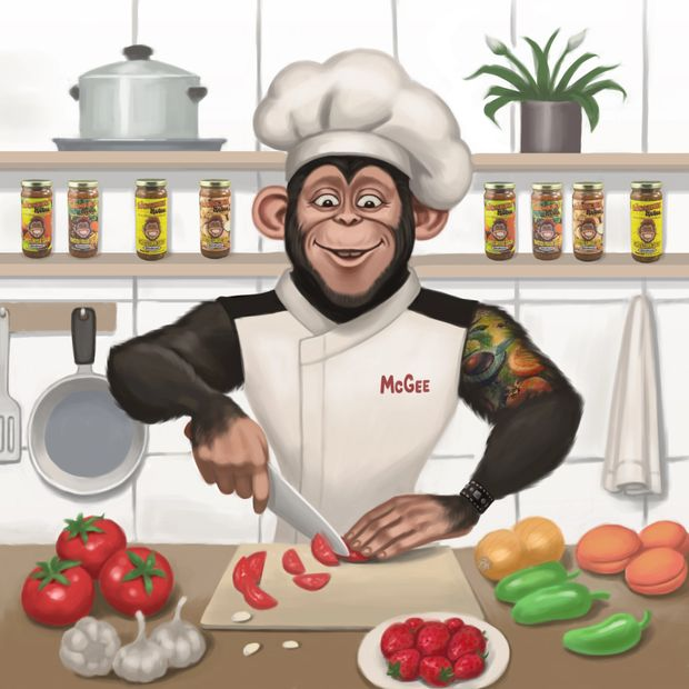 Monkey McGee Salsa and Sauce Company Chef Recipes