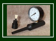 Apps Reed Pressure Gauge