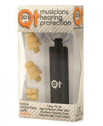Ear Plugs: QT-20 Musicians