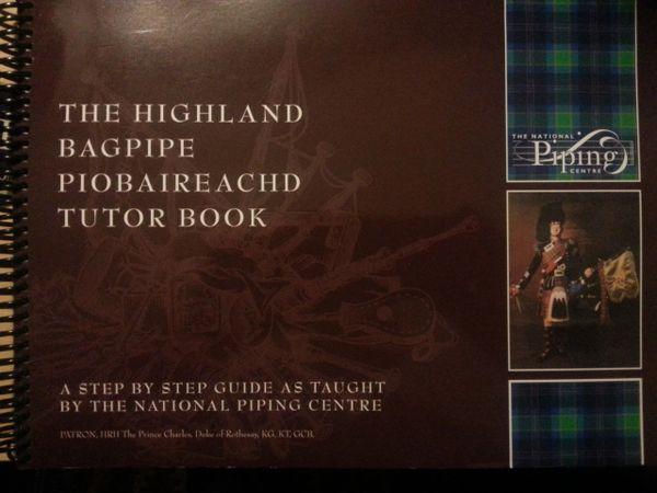 NPC Piobaireachd Tutor Book