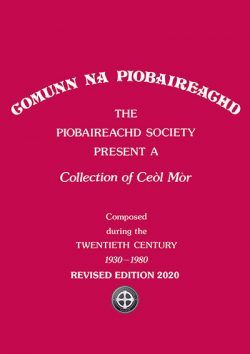 Collection of Ceol Mor Composed during the Twentieth Century