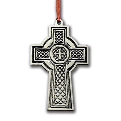 Celtic Cross Oranament