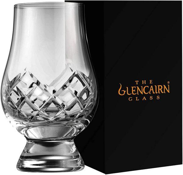 """Glencairn """"Cut"""" Whisky Glass"""