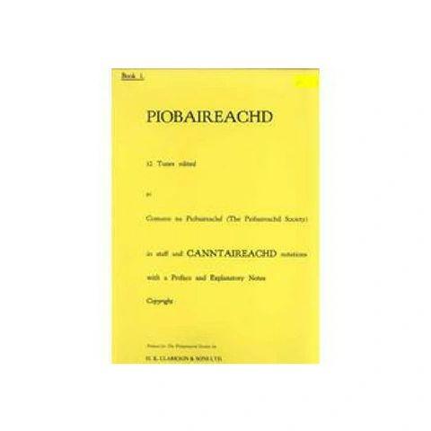 Piobaireachd - Book 1