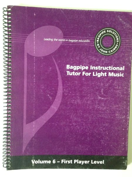 Bagpipe Solutions - Vol 6