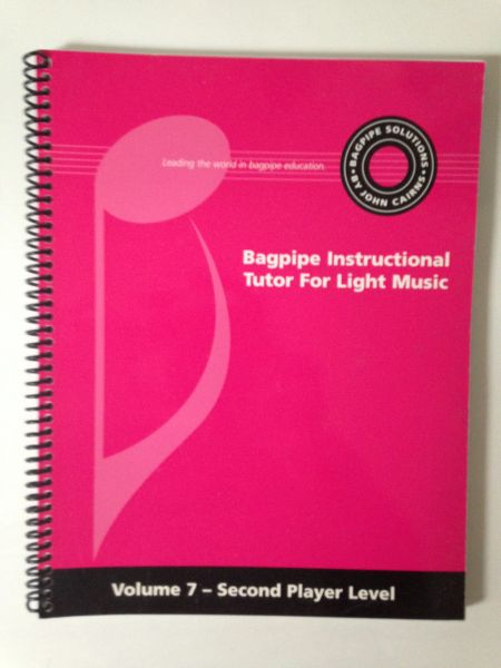 Bagpipe Solutions - Vol 7