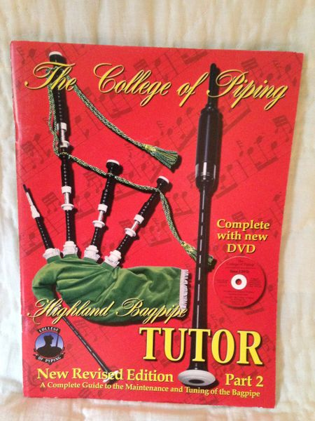 College of Piping - Part 2