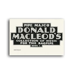 Donald MacLeod's Collection Bk 2