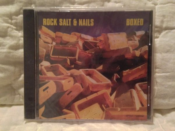 Boxed - Rock Salt & Nails