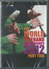 2012 World Pipe Band Championships - Pt 2 DVD
