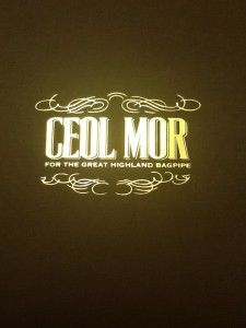 Ceol Mor by Jimmy McIntosh, MBE