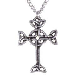 Clonmacnois Cross Necklace