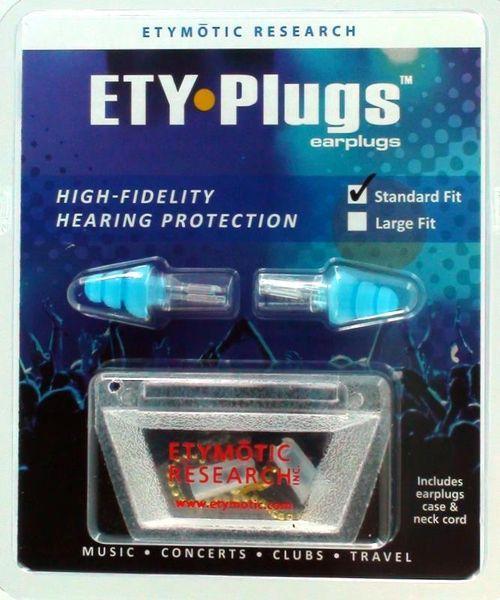 Ear Plugs: Etymotic Hi-Fi Muscians
