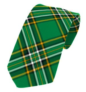 Irish National Tie