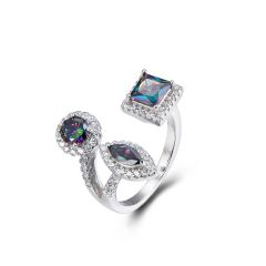 925 Sterling Silver,Mystic,11167ST