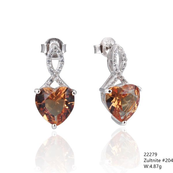 Color Changeable Alexandria Earrings ,22279-SL