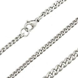 STAINLESS STEEL CUBN CHAINS ,4MM, ALL LENGTHS, CUBN4
