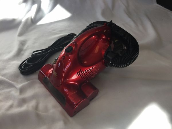 POWER MAID, POWER BRUSH HAND VACUUM