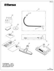 AF-2 Accessory Kit Diagram