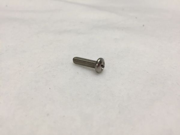 SCREW, 8-32 X .75, RH, PHIL, SS 04-041-00