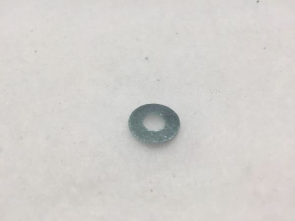 WASHER, FLAT, .312, SAE, ZINC 04-210-00