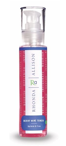 Berry Wine Toner (Raspberry Lotion) - Large 4oz.