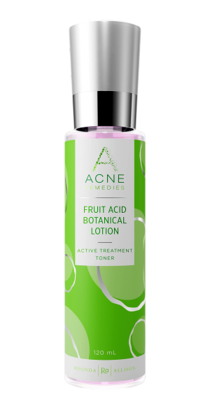 Fruit Acid Botanical Lotion (Acne Remedies™) - 30ml and 120ml sizes