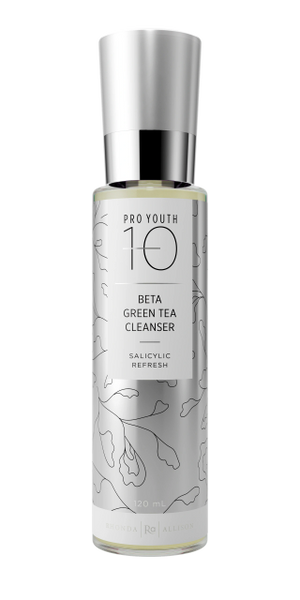 Beta Green Tea Cleanser (ProYouth/Minus10) - 30ml and 120ml sizes