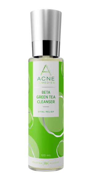 Beta Green Tea Cleanser (Ance Remedies™) - 30ml and 120ml sizes