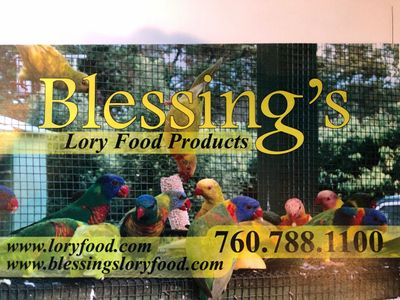 Blessing's Pet Food Products