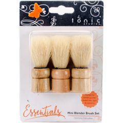 Tonic Mini Blending Brush Set 1558e 3/Pkg