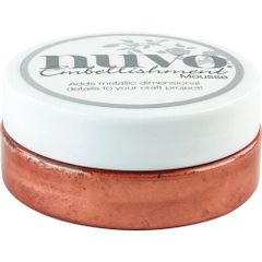 NUVO EMBELLISHMENT MOUSSE - Persian Red- 818N