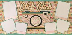 Click Click LAYOUT KIT BY Mrs. Crafty