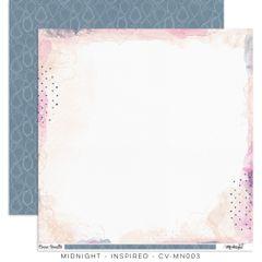"""Cocoa Vanilla Studio Midnight – """"Inspired"""" Paper"""