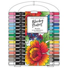 American Crafts Blending Markers 30 pack
