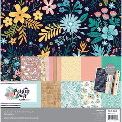 Kaisercraft Paisley Days 12 x 12 Paper Pack