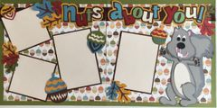 Nuts About You Layout Kit by Mrs. Crafty