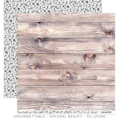 Cocoa Vanilla Studio Unforgettable Natural Beauty 12 x 12 Cardstock