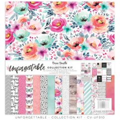 Cocoa Vanilla Studio Unforgettable 12 x 12 Collection Kit