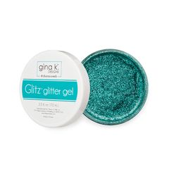 Therm O Web GINA K Glitz Glitter Gel Turquoise Sea