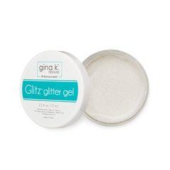 Therm O Web Gina K Glitz Glitter Gel White
