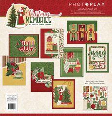 Photo Play Christmas Memories Card Kit