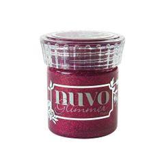 NUVO GLIMMER PASTE – Raspberry Rhodolite- 964N