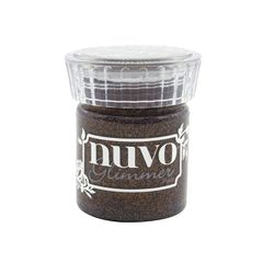NUVO GLIMMER PASTE – Rich Cocoa - 1540N