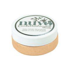 Nuvo - Embellishment Mousse - Chai Latte - 831n