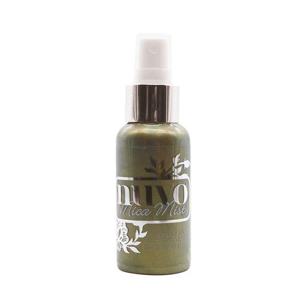 Nuvo - Mica Mist - Wild Olive - 566N